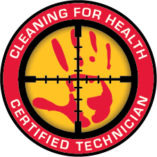 Space Management Cleaning For Health logo
